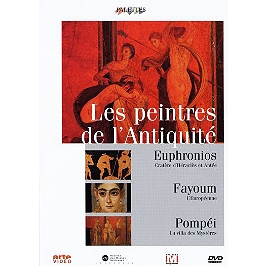 Les peintres de l'Antiquité, Dvd