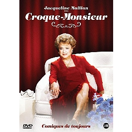 Croque-monsieur, Dvd