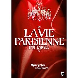 La vie parisienne d'Offenbach, Dvd Musical