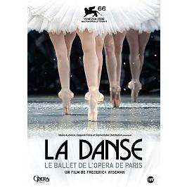 La danse : le ballet de l' opera de Paris, Dvd