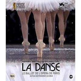 La danse : le ballet de l'opera de Paris, Blu-ray