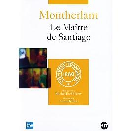 Le maitre de Santiago, Dvd