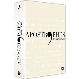 Coffret apostrophes, Dvd