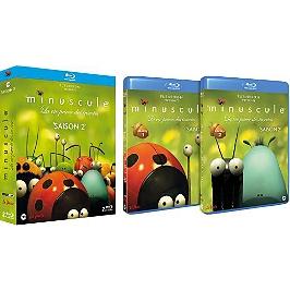 Coffret minuscule, saison 2, Blu-ray