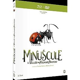 Minuscule - la vallée des fourmis perdues, Blu-ray