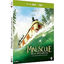 Minuscule - la vallée des fourmis perdues, Blu-ray 3D