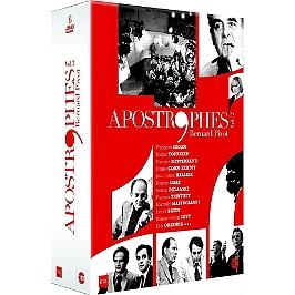 Coffret apostrophes, vol. 2, Dvd