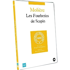 Les fourberies de Scapin, Dvd