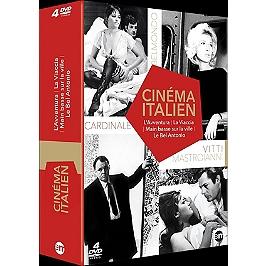 Coffret cinéma italien, Dvd