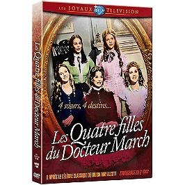 Coffret les 4 filles du docteur March, Dvd