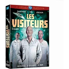 Coffret intégrale les visiteurs, 6 épisodes, Dvd
