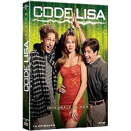 Coffret code Lisa, saison 5, 18 épisodes, Dvd