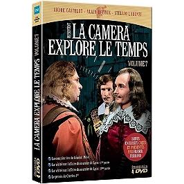 Coffret la caméra explore le temps, vol. 7, Dvd