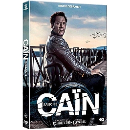 Coffret Cain, saison 3, Dvd