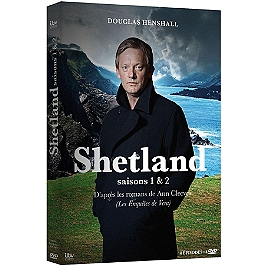 Coffret Shetland, saisons 1 et 2, Dvd