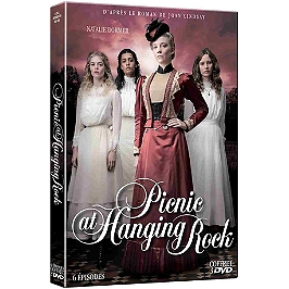 Coffret picnic at Hanging Rock, 6 épisodes, Dvd