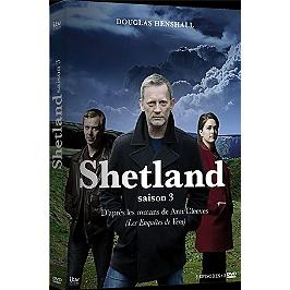 Coffret Shetland, saison 3, 6 épisodes, Dvd