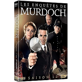 Coffret les enquêtes de Murdoch, saison 12, vol, 1, Dvd