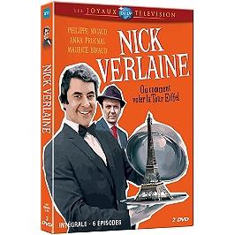 Nick Verlaine ou comment voler la tour Eiffel, l'intégrale 6 épisodes, Dvd