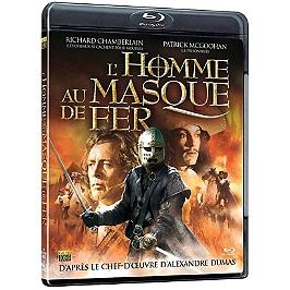 L'homme au masque de fer, Blu-ray