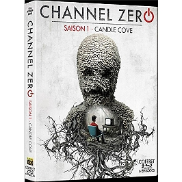 Coffret channel zero, saison 1 : candle cove, 6 épisodes, Blu-ray