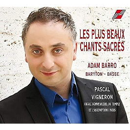 Les plus beaux chants sacrés, CD Digipack