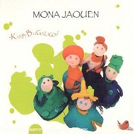 Kanit bungaligou, CD Digipack