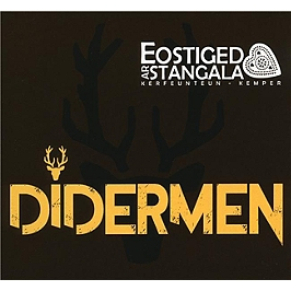Didermen, CD Digipack
