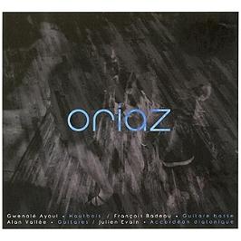 Oriaz, CD Digipack