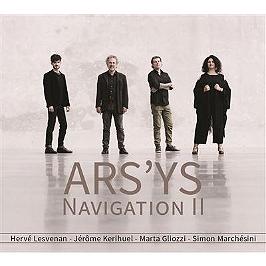 Navigation II, CD