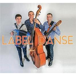 Label danse, CD Digipack