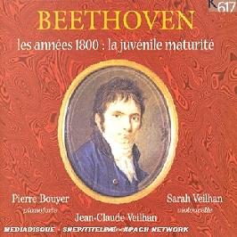 Les Années 1800 : La Juvenile Maturité, CD
