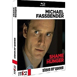 Coffret Mc Queen/Fassbender 2 films : hunger ; shame, Blu-ray
