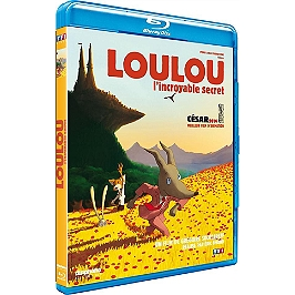 Loulou, l'incroyable secret, Blu-ray