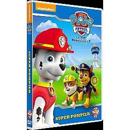 La Pat'patrouille - super pompier, Dvd