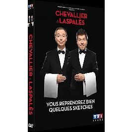 Chevallier et Laspalès : vous reprendrez bien quelques sketches, Dvd