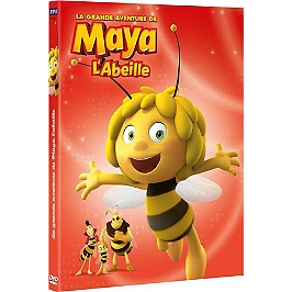 La grande aventure de Maya l'abeille, Dvd
