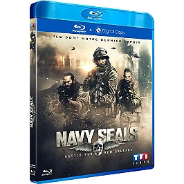 Navy seals : battle for New Orleans, Blu-ray