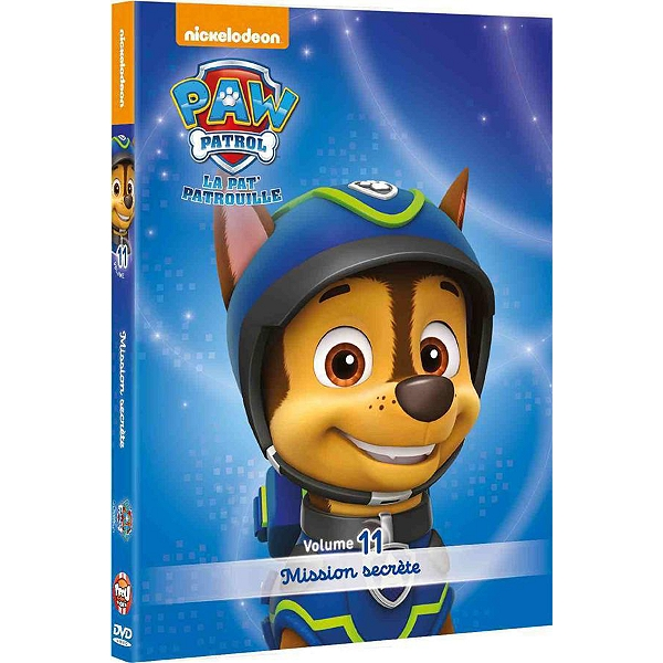 Paw Patrol Vol 11 Mission Secrète