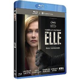 Elle, Blu-ray