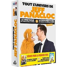 Coffret tout l'univers de Jeff Panacloc : Jeff Panacloc perd le contrôle ; L'extraordinaire aventure, Dvd
