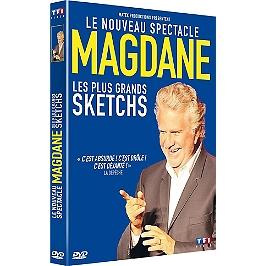 Roland Magdane : ses plus grands sketchs, Dvd