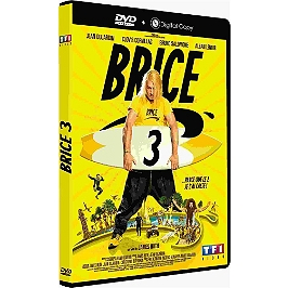 Brice 3, Dvd