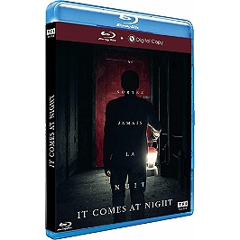 It comes at night, Blu-ray