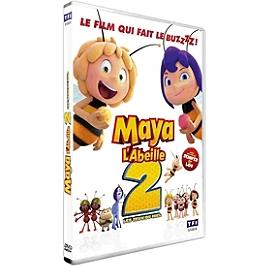 Maya l'abeille 2 : les jeux du miel, Dvd