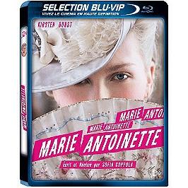 Marie-Antoinette, Blu-ray