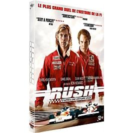 Rush, Dvd