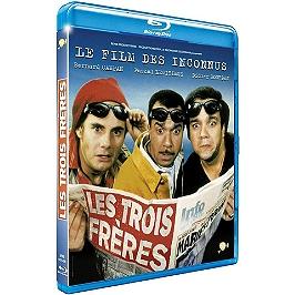 Les trois frères, Blu-ray