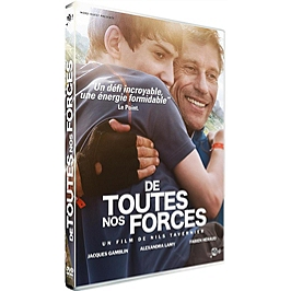 De toutes nos forces, Dvd
