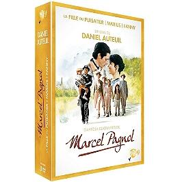 Coffret Daniel Auteuil / Marcel Pagnol 3 films : la fille du puisatier ; Marius ; Fanny, Dvd